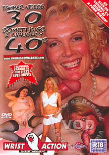 30 Somethings & Naughty 40s Box Cover
