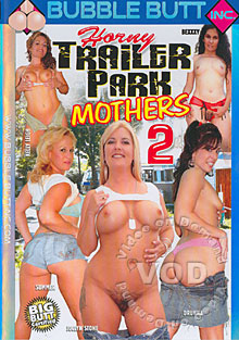 Horny Trailer Park Mothers 2 Box Cover