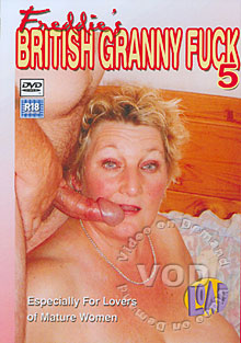 British Granny Fuck 5 Box Cover
