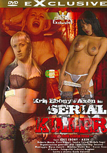 Serial Killer The movie Picture Front Cover
