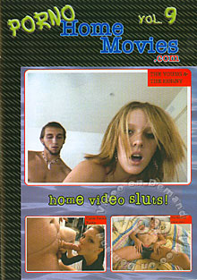 Porno Home Movies Vol. 9 Box Cover