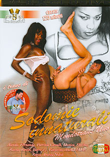 Sodomie Innaturali Box Cover
