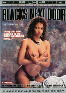 Blacks Next Door Box Cover