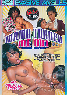 Mama Turned Me Out Box Cover
