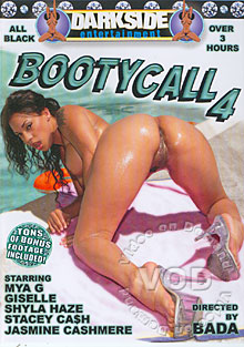 Booty Call 4 Box Cover
