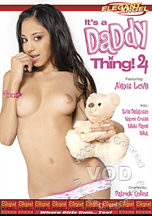 It's A Daddy Thing! 4 Box Cover