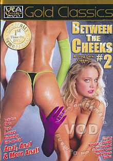 Between The Cheeks #2 Box Cover