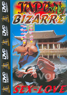 Japan Bizarre: Sex-Love Box Cover