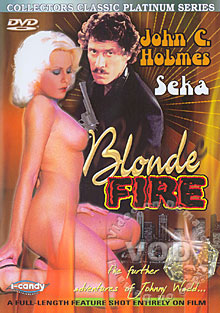 Blonde Fire Box Cover