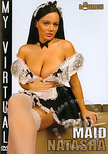 My Virtual Maid: Natasha Box Cover