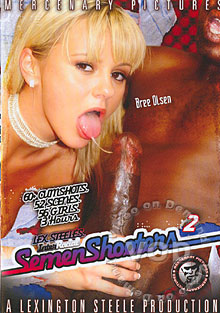Semen Shooters 2 - Interracial Box Cover