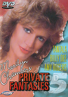 Marilyn Chambers Private Fantasies 5 Box Cover