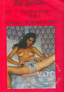 Jack Off On My Cunt! Volume One Box Cover