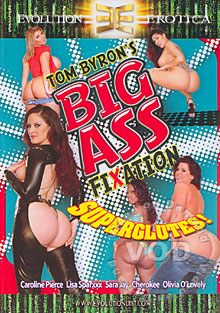Big Ass Fixation Box Cover