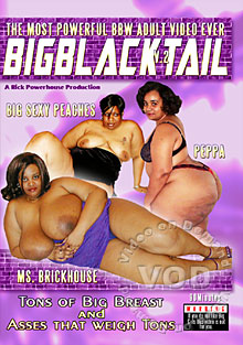 Big Black Tail V.2 Box Cover