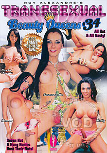 Transsexual Beauty Queens 34 Box Cover