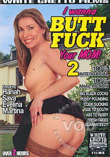 I Wanna Butt Fuck Your Mom! 2 Box Cover