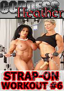 Strap-On Workout 6 Box Cover