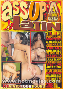 Ass Up Latin Box Cover
