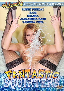 Fantastic Squirters Box Cover