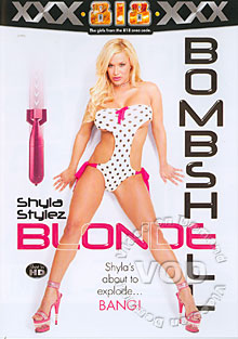 Blonde Bombshell Box Cover