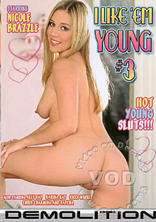 I Like 'Em Young #3 Box Cover