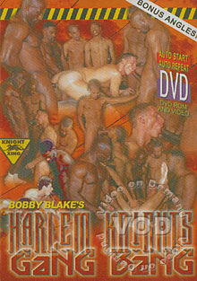 Harlem Knights Gang Bang Box Cover