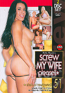 Screw My Wife Please!! 51 - She's A Newlywed (Disc 1) Box Cover