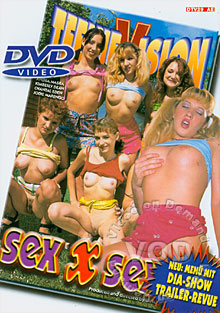Sex X Sex Box Cover