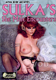 Sulka's She Male Encounters Box Cover