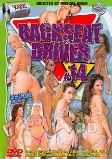 Backseat Driver #14 Box Cover