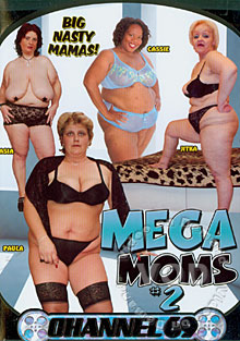 Mega Moms #2 Box Cover