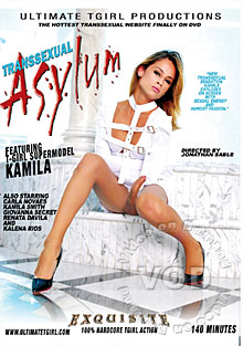 Transsexual Asylum Box Cover