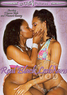 Real Black Lesbians Box Cover
