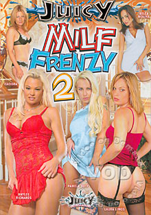 MILF Frenzy 2 Box Cover
