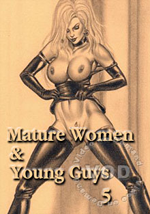 Mature Women & Young Guys 5 Box Cover
