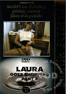 Laura Goes Shopping Part 2 Box Cover