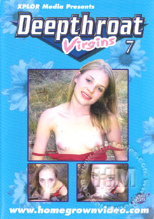 Deepthroat Virgins 7 Box Cover