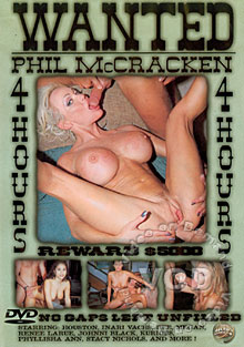 Wanted - Phil McCracken