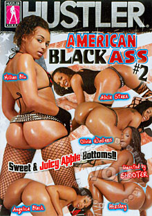 American Black Ass 2 Box Cover