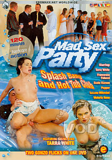 Mad Sex Party - Hot Tub Club Box Cover