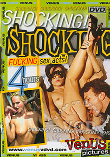 Shocking Fucking Sex Acts! Box Cover