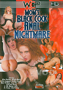 Mom's Black Cock Anal Nightmare Box Cover