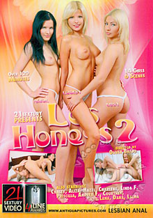 Les Honeys 2 Box Cover