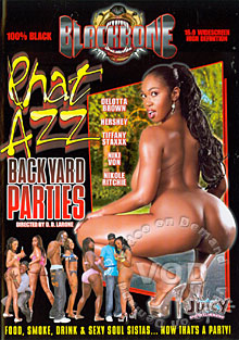 Phat Azz Backyard Parties Box Cover