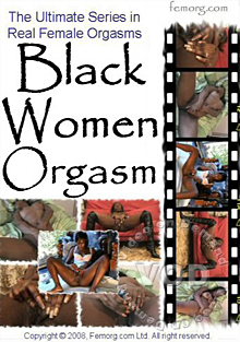 Black Women Orgasm Box Cover