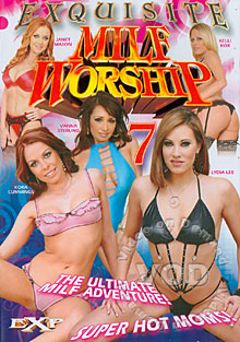 MILF Worship 7 Box Cover