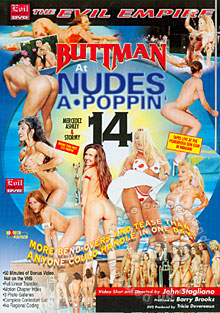 Buttman At Nudes A Poppin' 14 Box Cover
