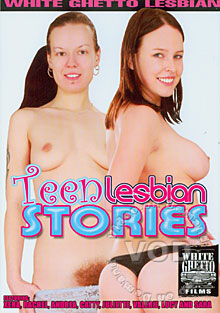 Teen Lesbian Stories Box Cover