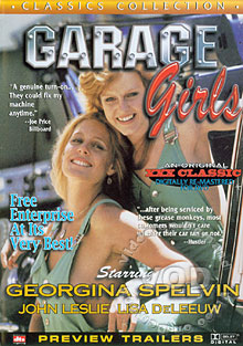 Garage Girls Box Cover